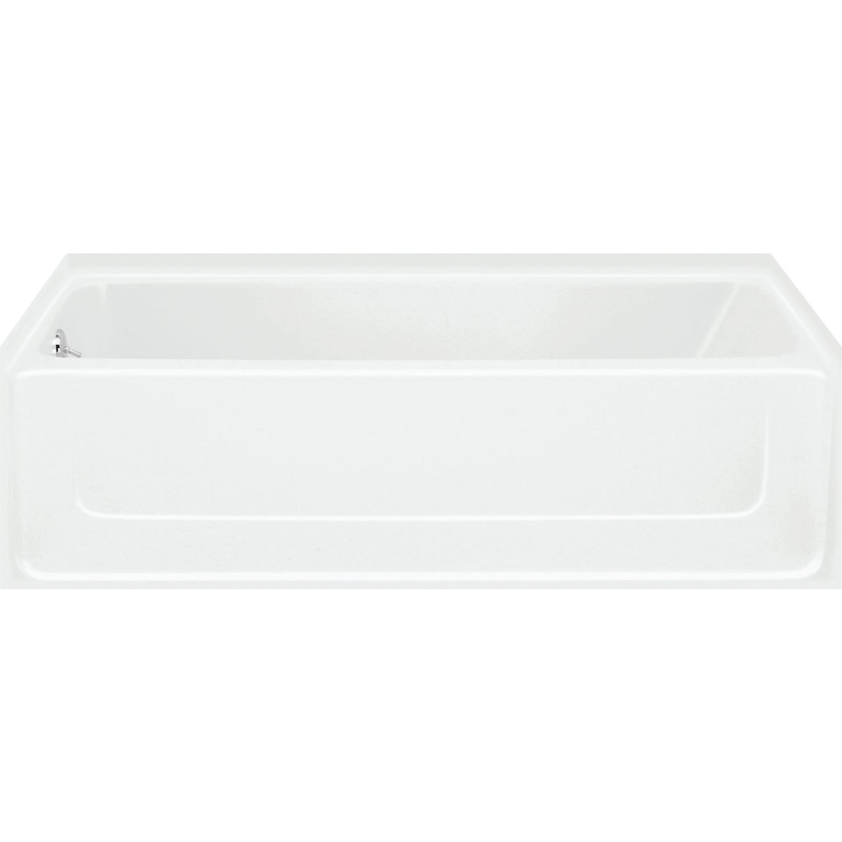 5 PACK WHITE LH TUB - 61041510-0 by Sterling Pbg/vikrell