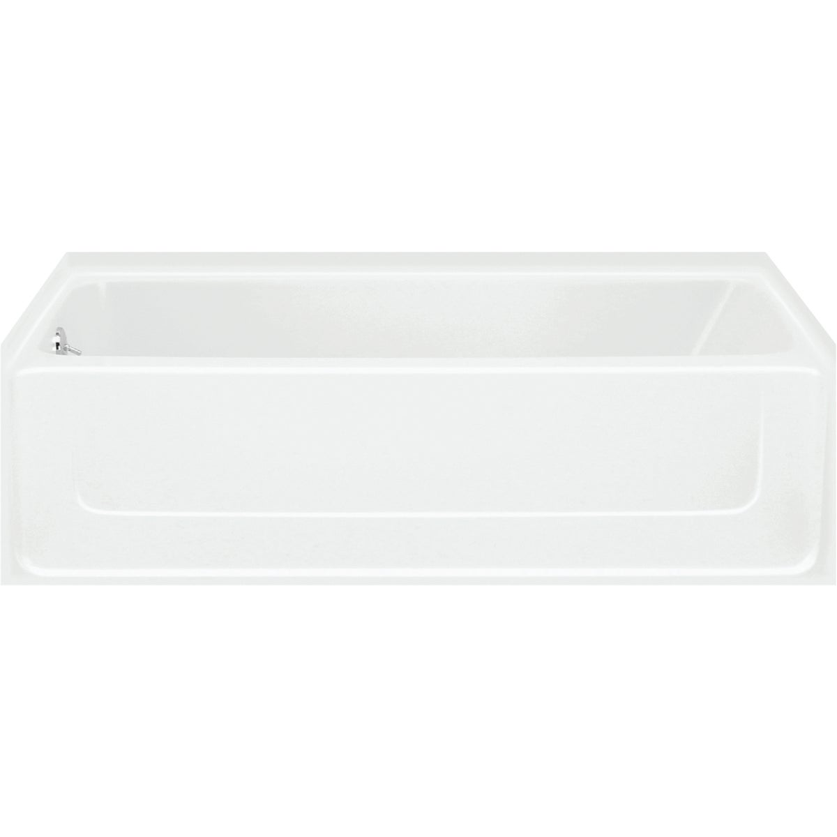 5 PACK WHITE RH TUB - 61041520-0 by Sterling Pbg/vikrell