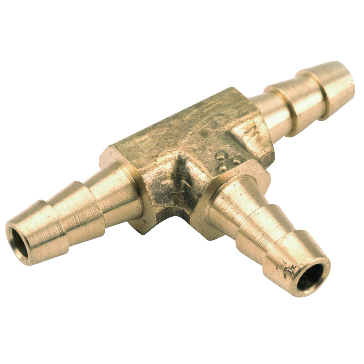 3/8 HOSE BARB TEE - 757024-06 by Anderson Metals Corp