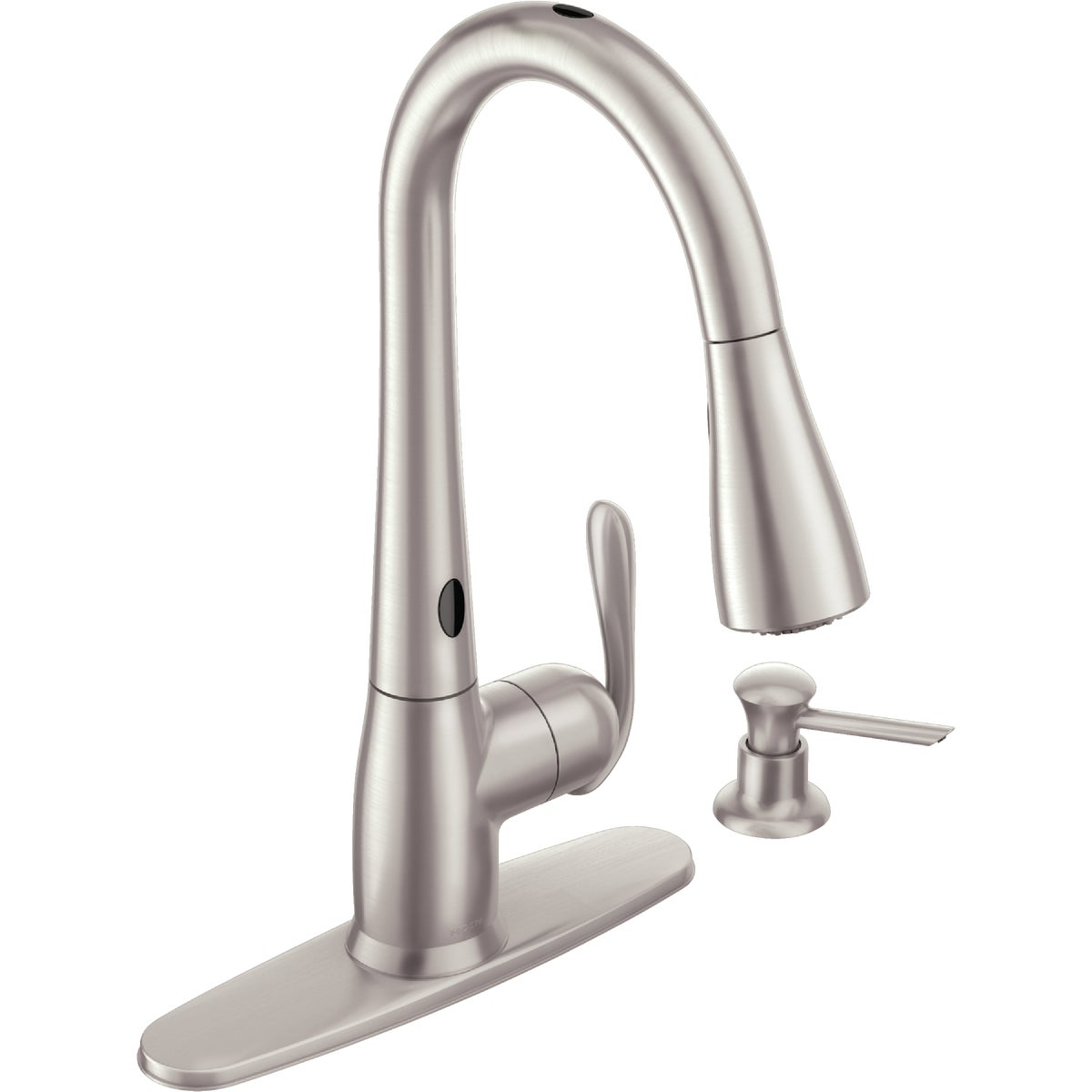 1H SRS KITCHEN FAUCET - 87350ESRS by Moen Inc