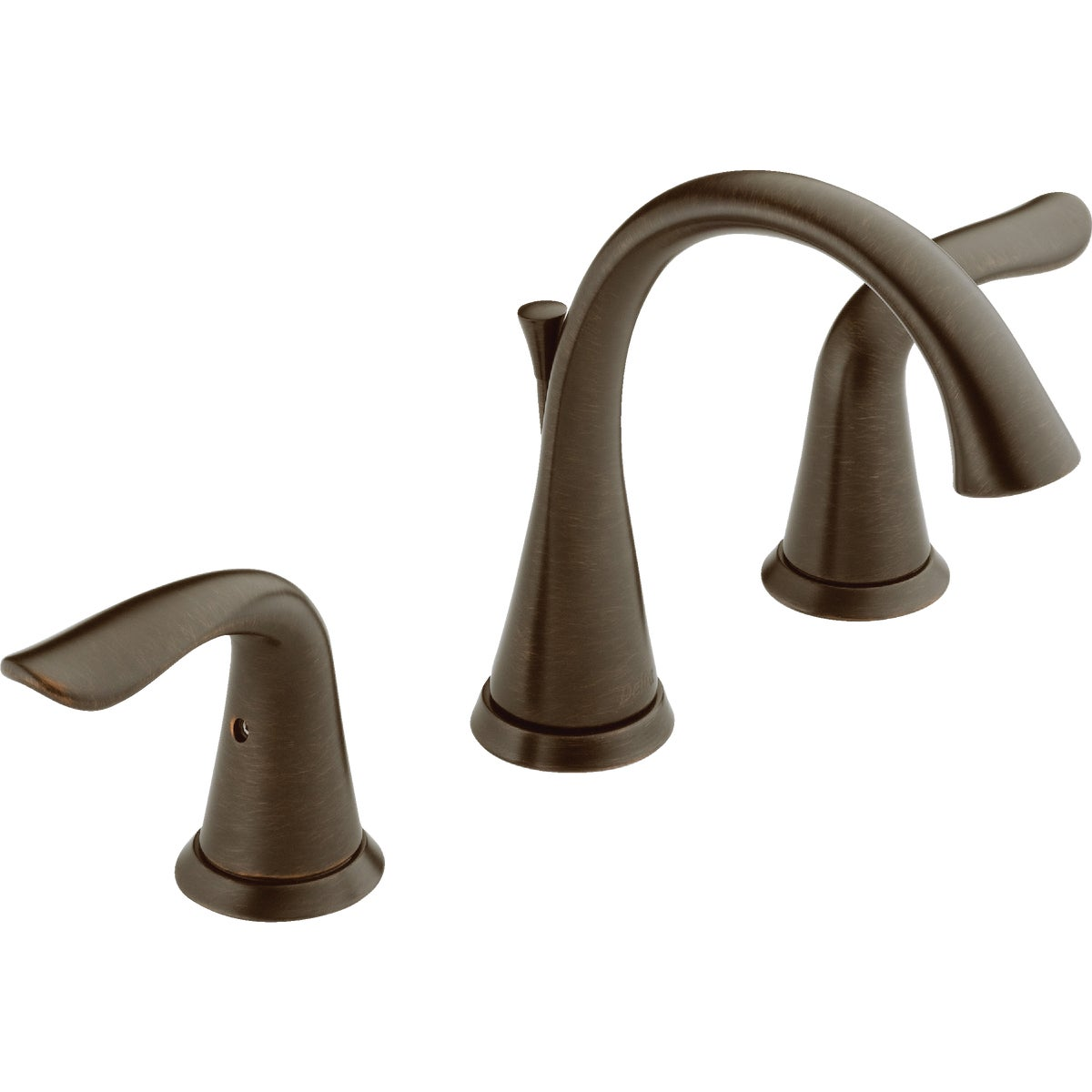 2H RB LAV FAUCET W/POPUP - 3538-RBMPU-DST by Delta Faucet Co