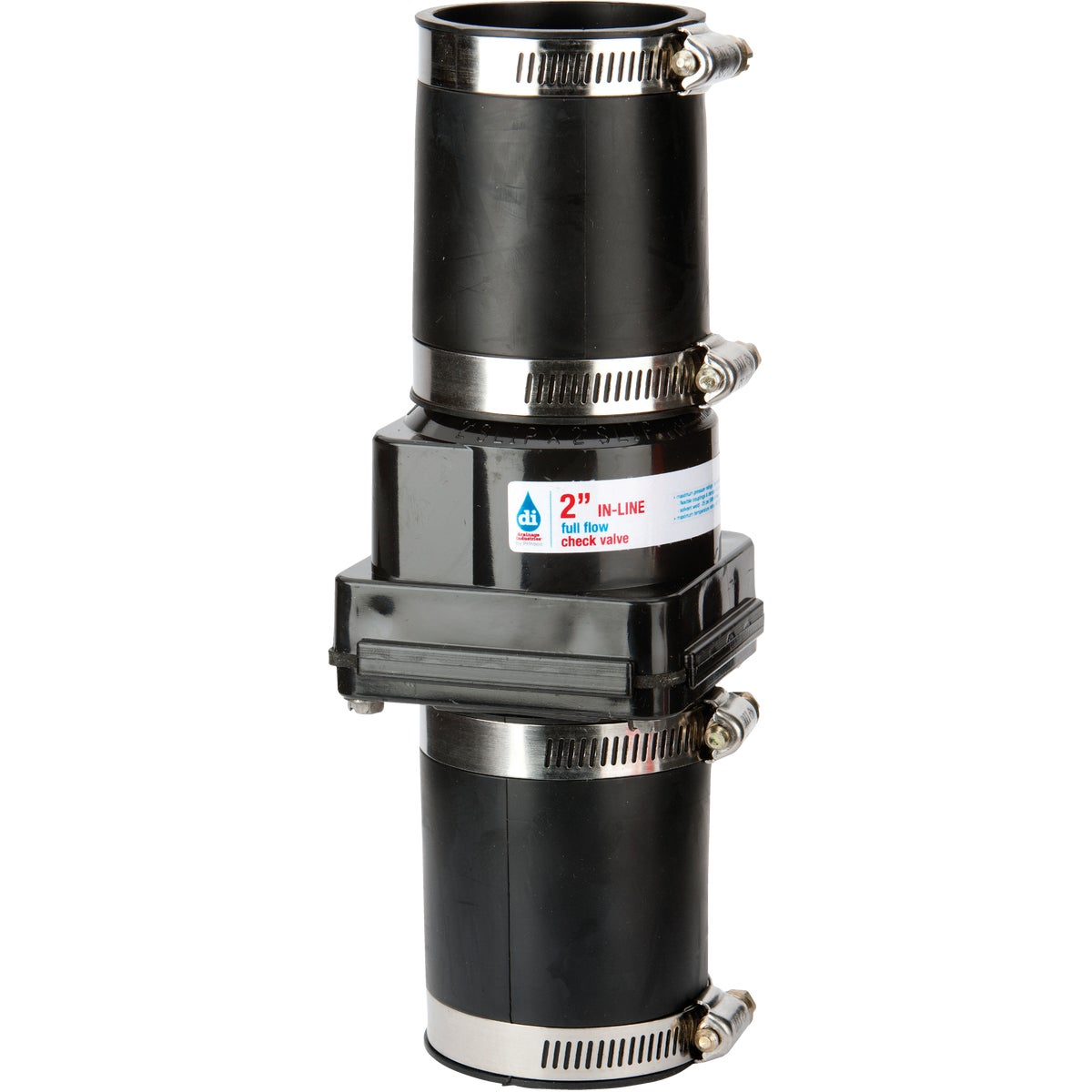 "2"" CHECK VALVE - 2560 by Drainage Industries"