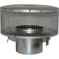 FMI Products ROUND CHIMNEY CAP RTTL-8DM