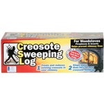 Creosote Sweeping Log - As Seen On TV