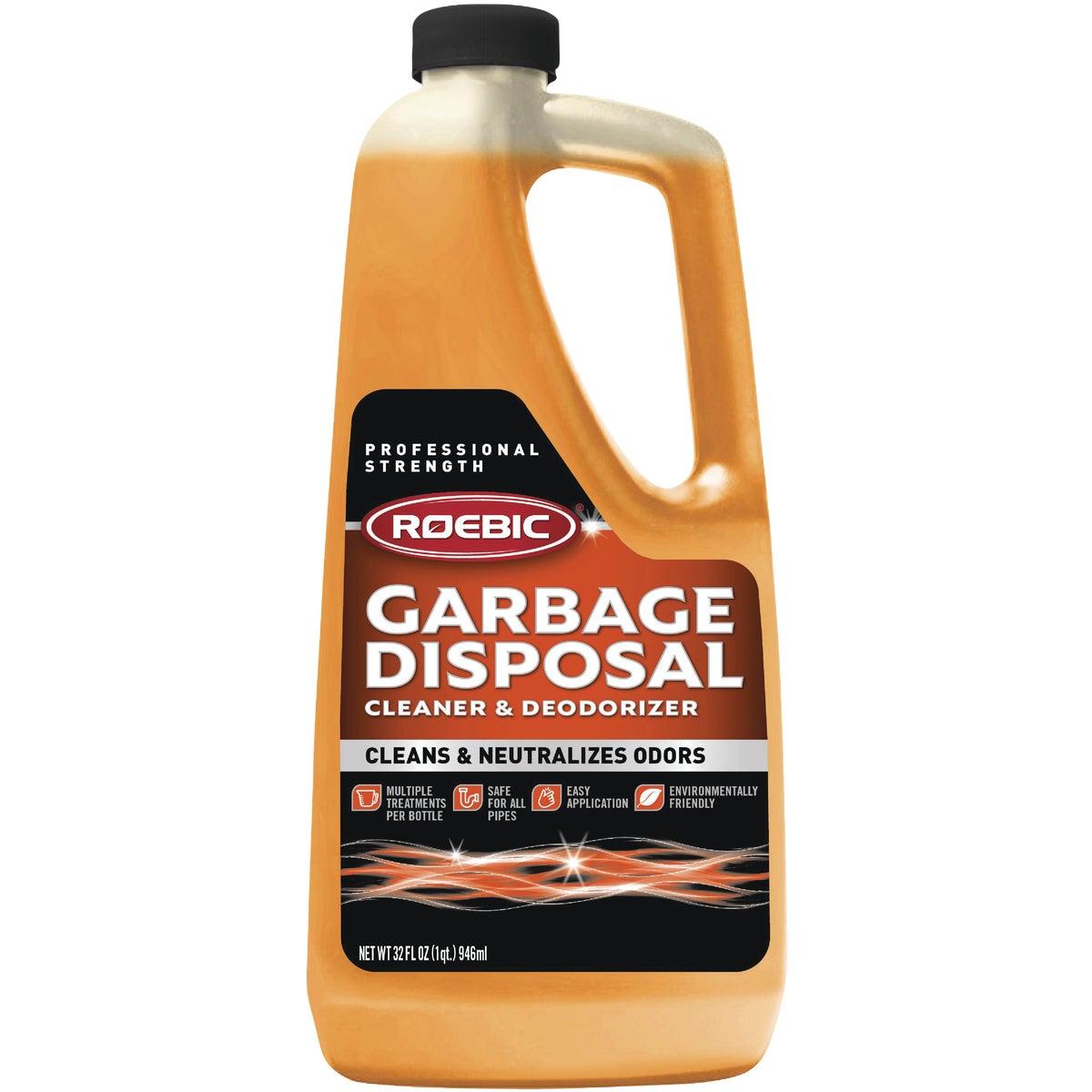 Qt Disposer Cleaner