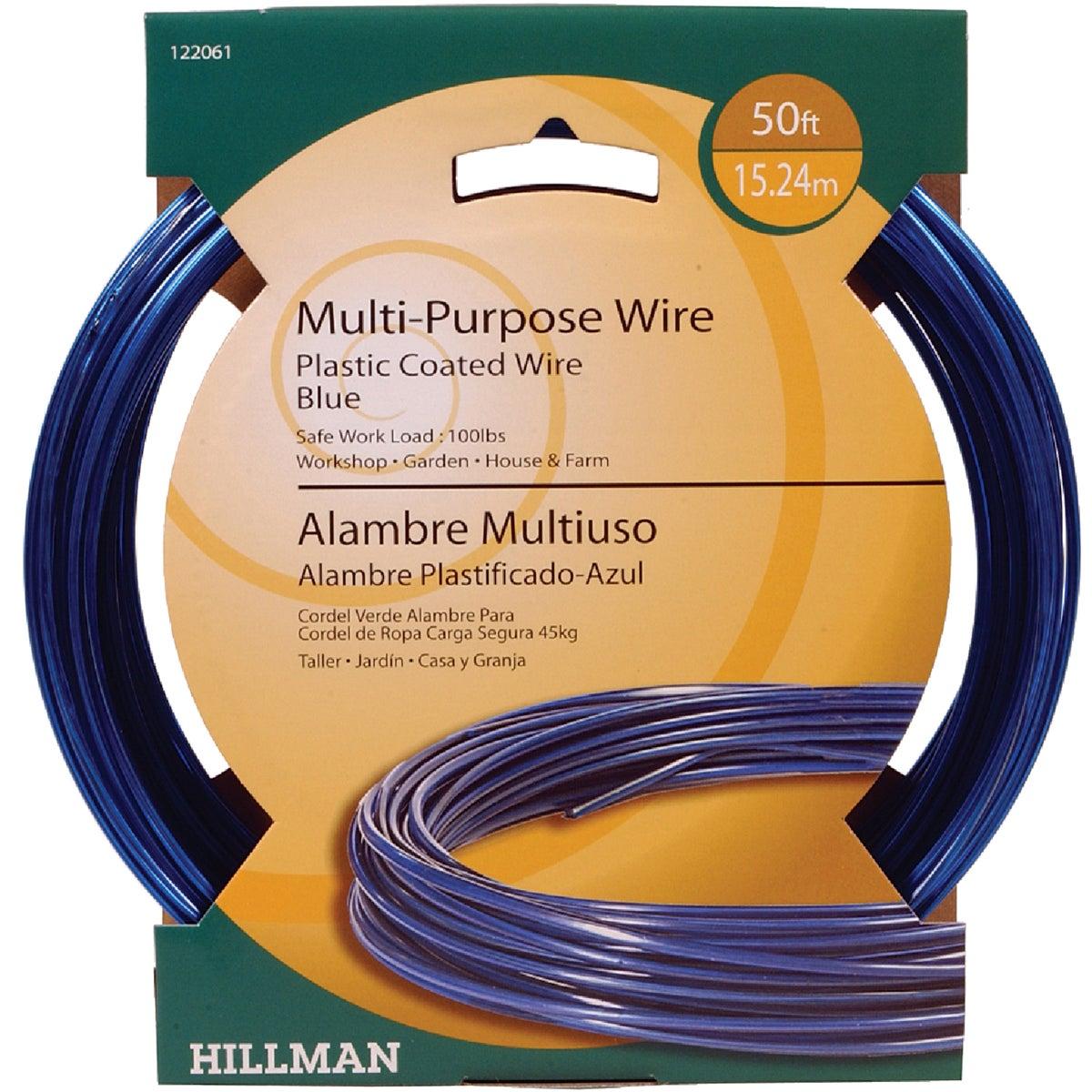 Hillman Fastener Corp 50' STRANDED WIRE 122061