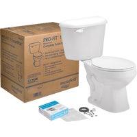 Mansfield Pro-Fit 1-128 Complete Toilet, 4130CTK BIS