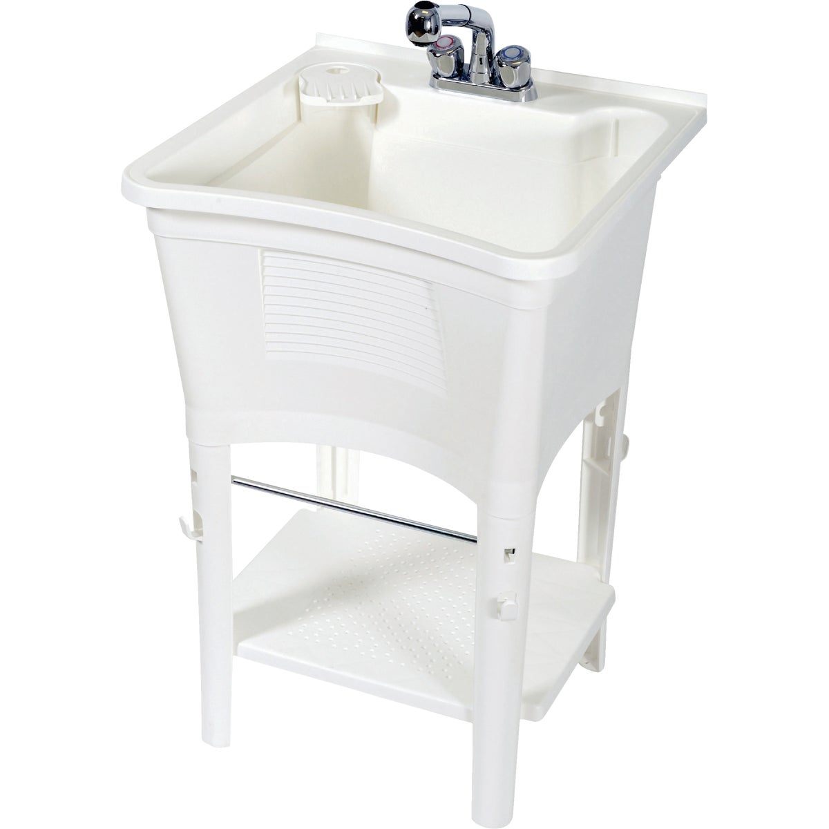DELUXE ERGO LAUNDRY TUB - LT2006W by Zenith Prod Corp
