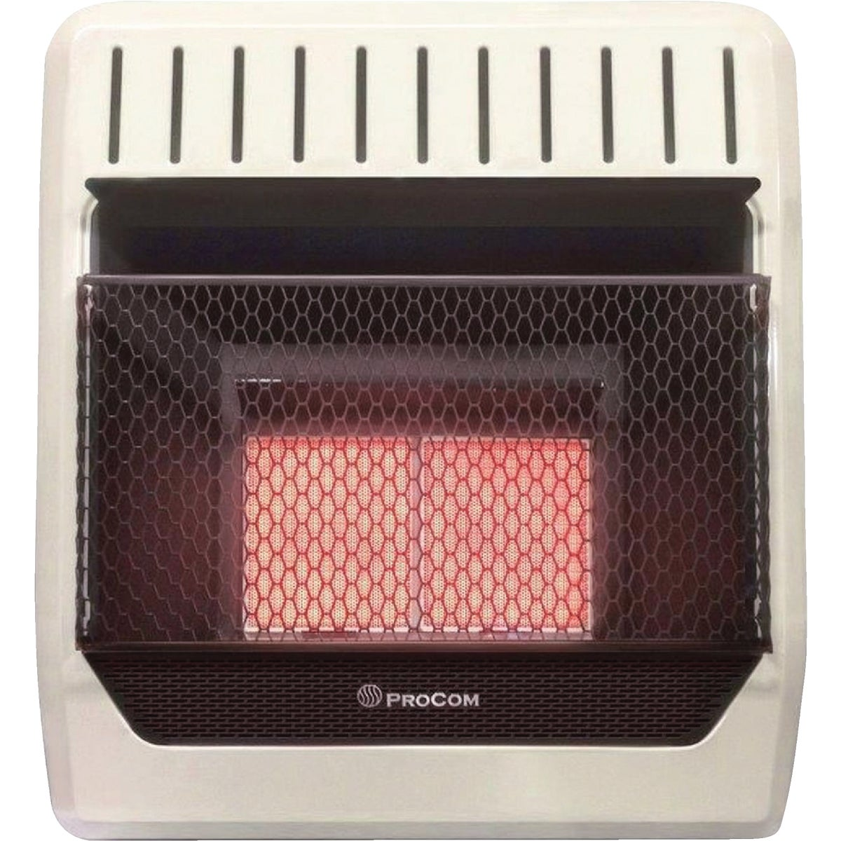 3PLAQUE DUAL WALL HEATER - GWR305 by World Marketing/Procom