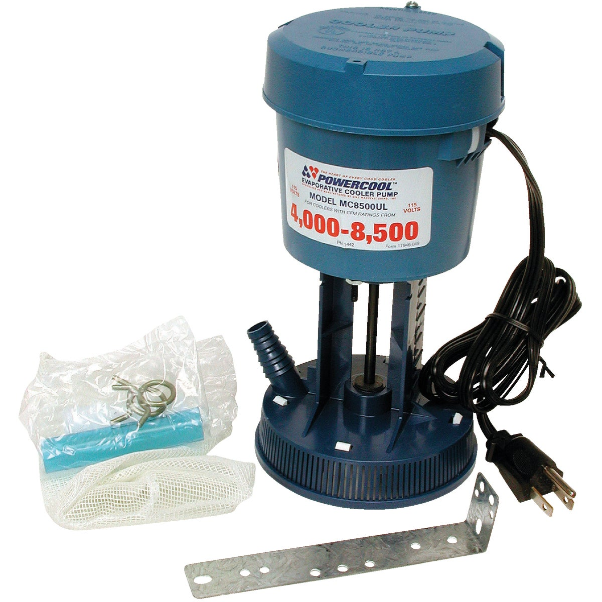 MC8500UL MASTERCOOL PUMP
