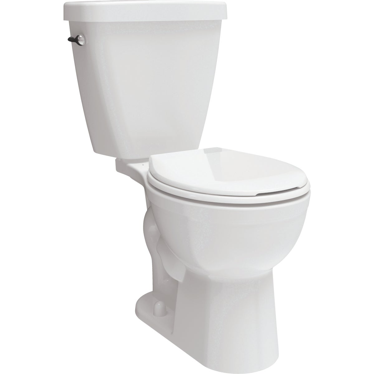 PRELUDE WHT RF TOILET - C41201-WH by Delta - Toilets