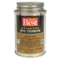 William H. Harvey 1/4 PINT PVC CEMENT 18099