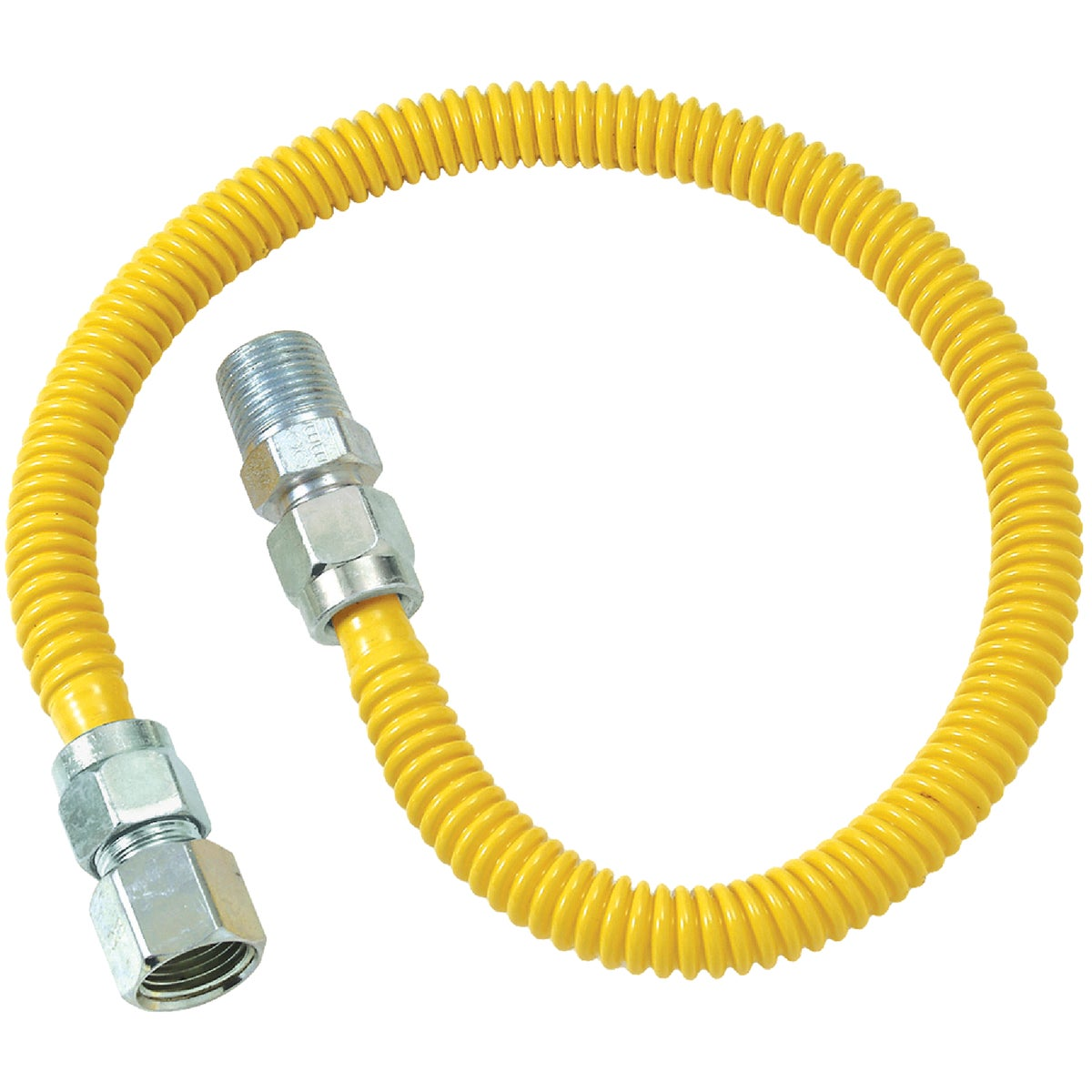 1/2X24 GAS CONNECTOR - CSSD54-24P by Brass Craft
