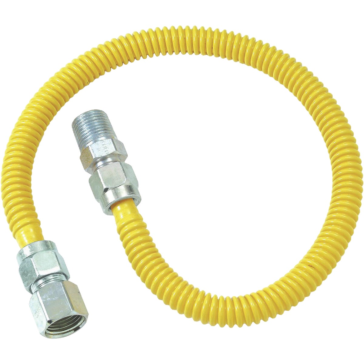 1/2X36 GAS CONNECTOR - CSSD54-36P by Brass Craft