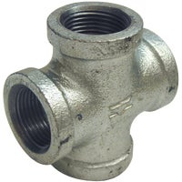 Galvanized Pipe Cross, 511-002HC