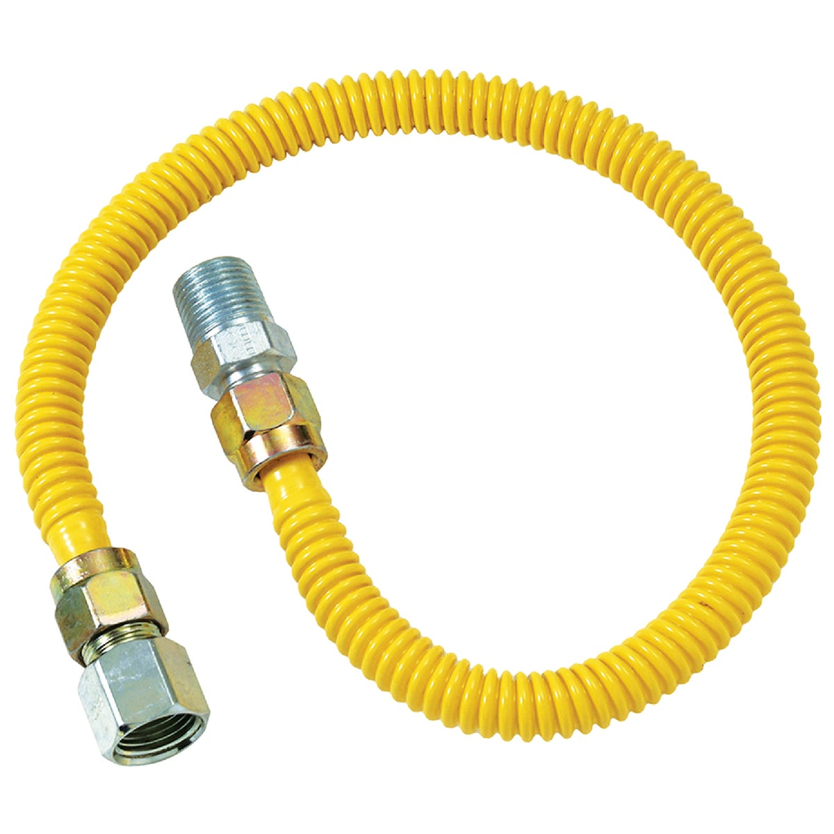 1/2X48 GAS CONNECTOR