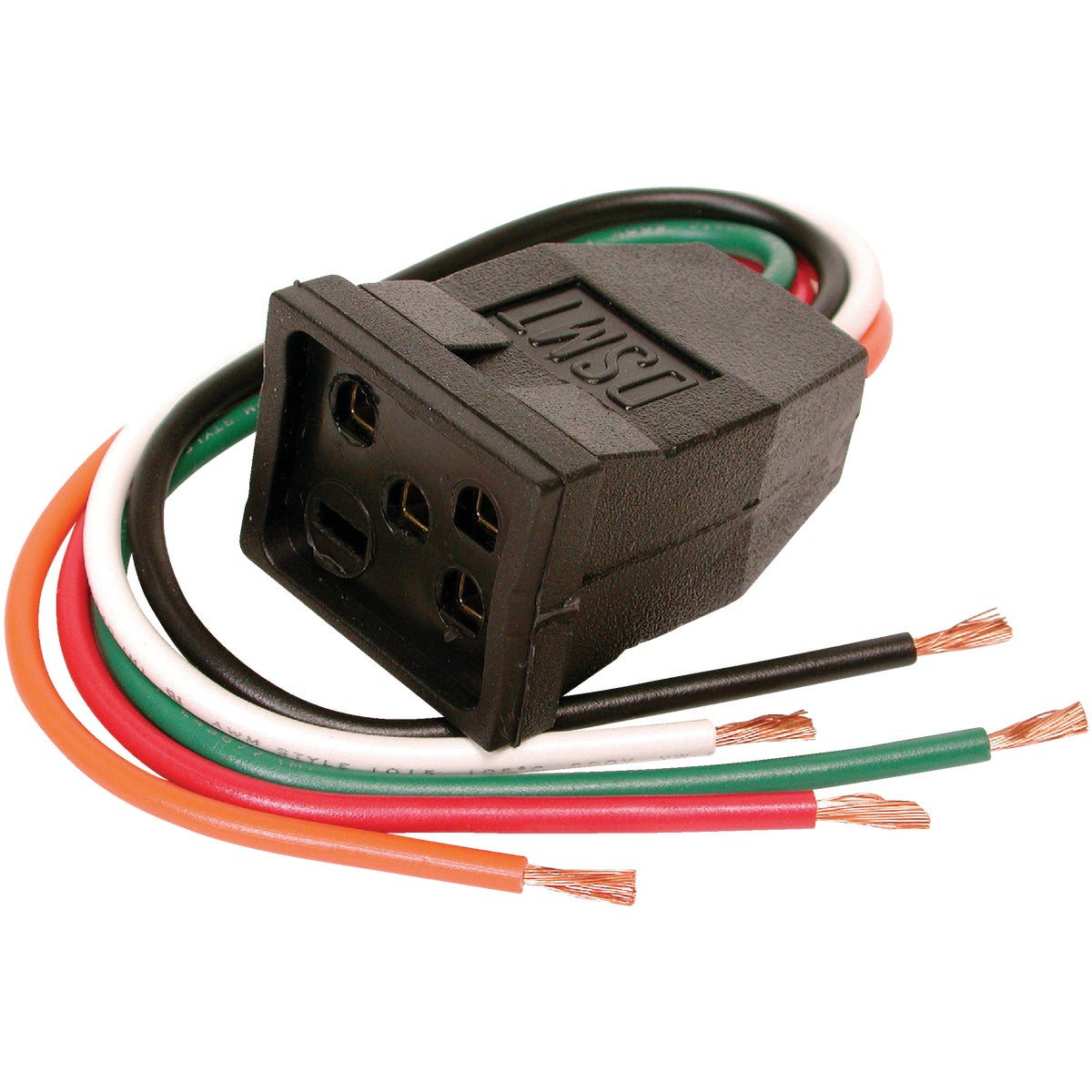 PIGTAIL MOTOR RECEPTACLE - 7583 by Dial Manufacturing