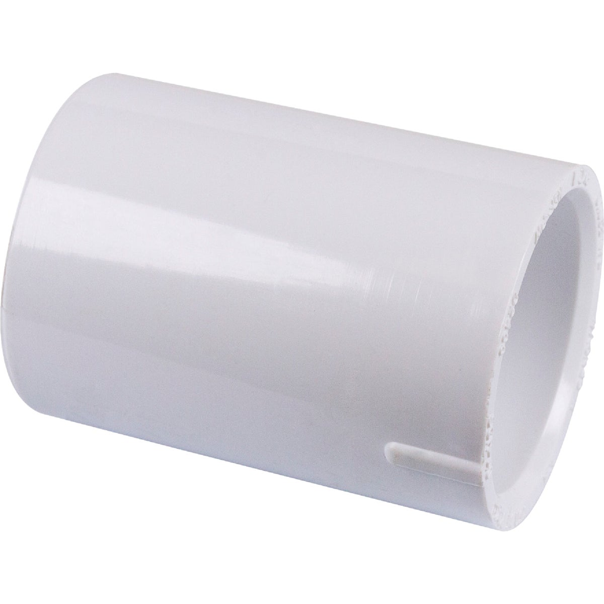 """1"""" SCH40 PVC EXT CPLG"""