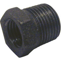 B&K Male X Female Black Hexagon Bushing, 521-973BG