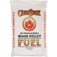 Clean Burn Pellet Fuel, SFP3050