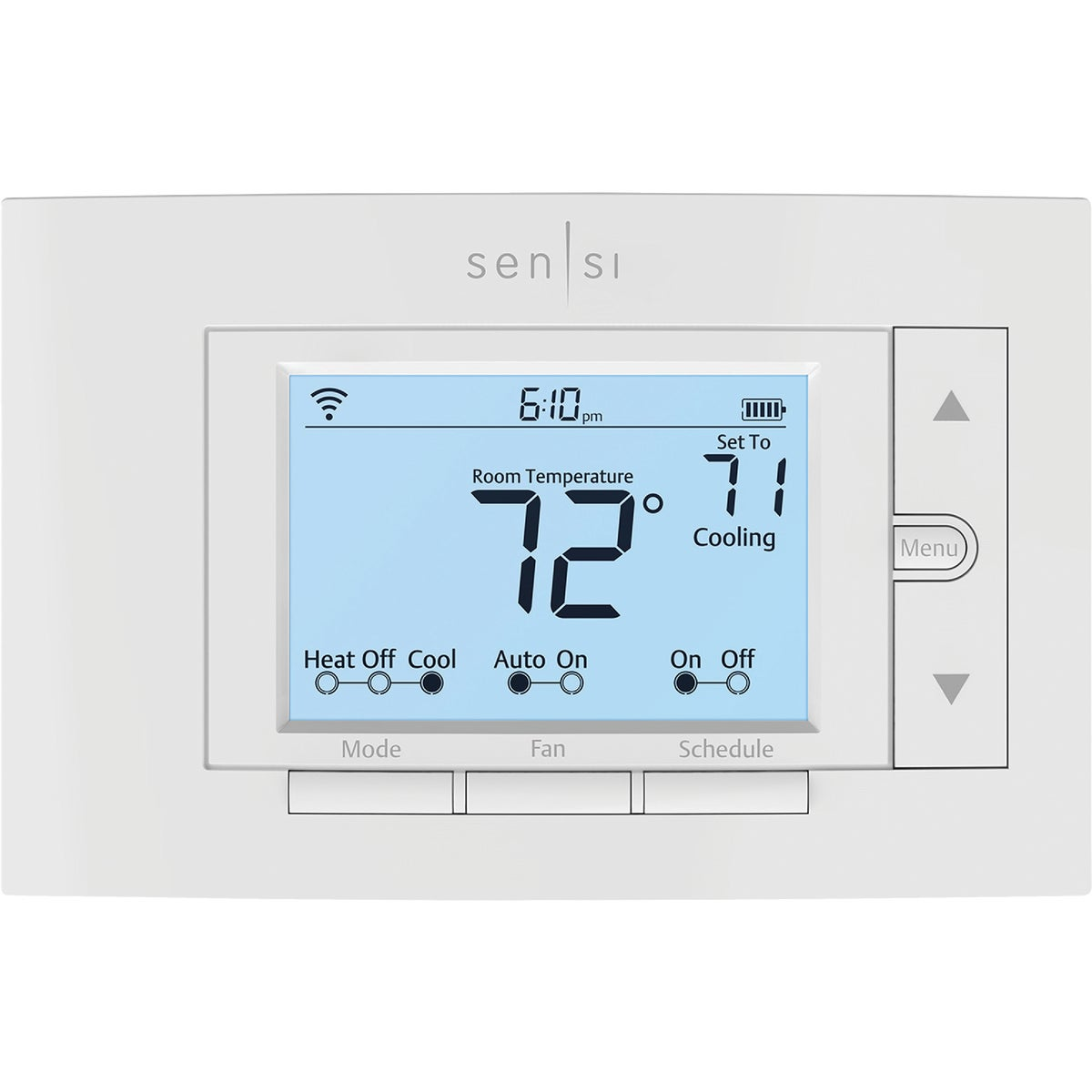 WIFI THERMOSTAT - UP500W by White Rodgers Emersn
