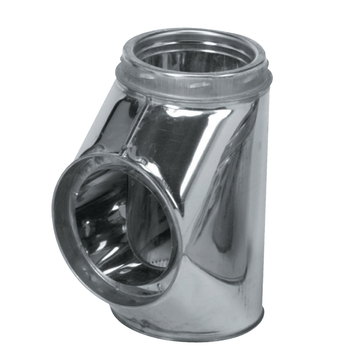 "6"" INSULATED W/CAP TEE - 6T-IT by Selkirk Corporation"