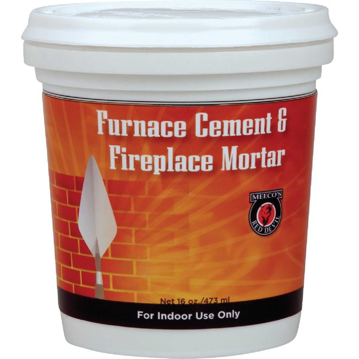 1/2PT FURNACE CEMENT - 1352 by Meeco Mfg