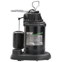 Wayne Home Equipment 1/3HP PLASTIC SUMP PUMP SPF33-57610