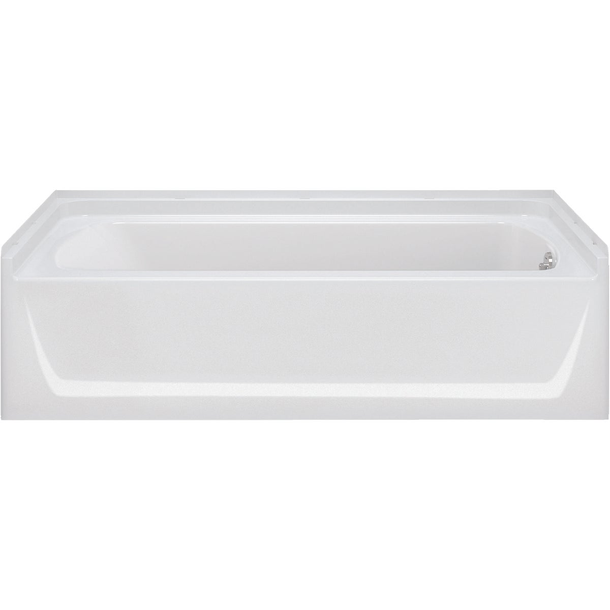WHITE ENSEMBLE RH TUB - 71171120-0 by Sterling Pbg/vikrell