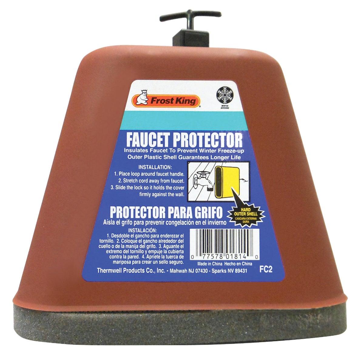 Plastic Faucet Cover, FC2