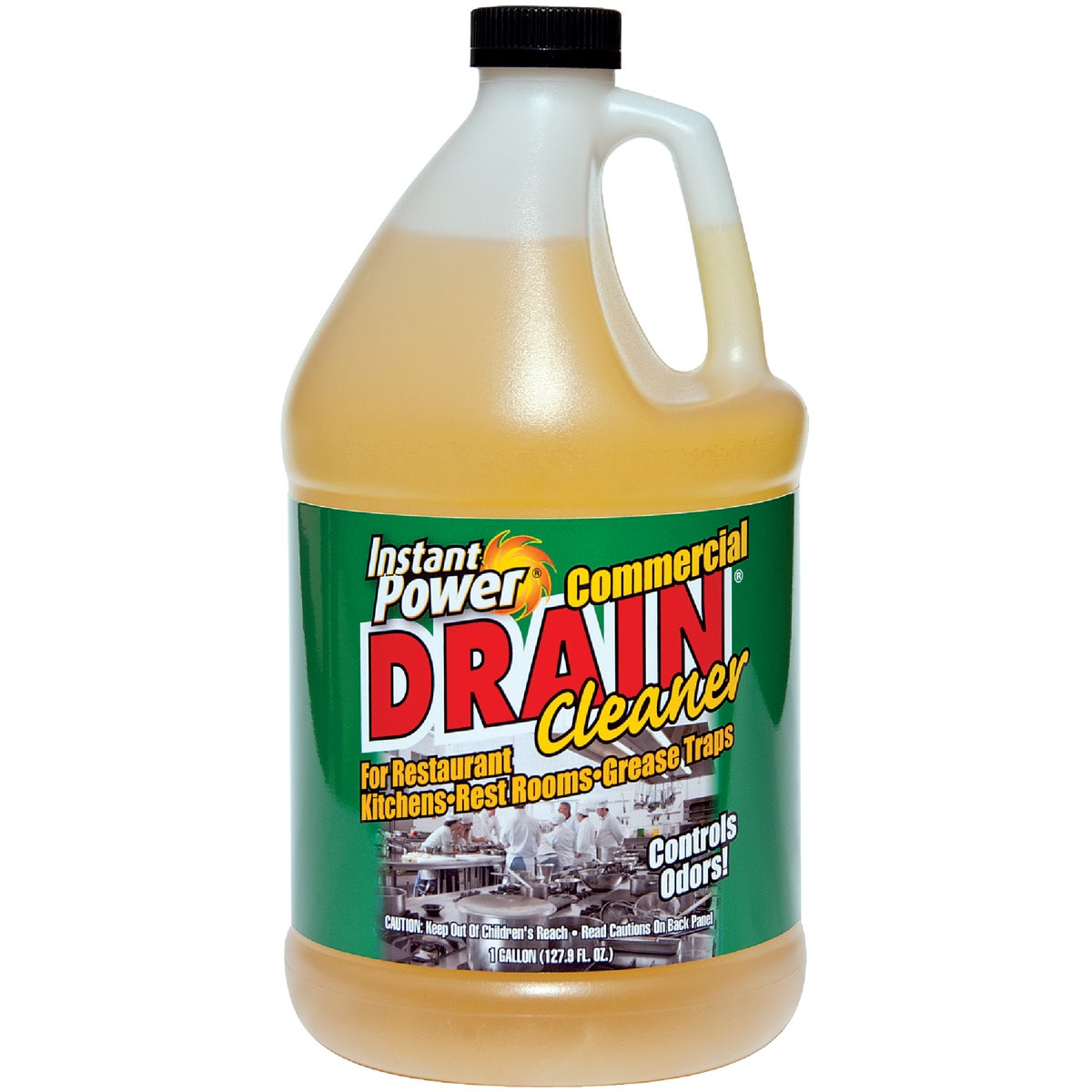 1 GAL COMM DRAIN CLEANER