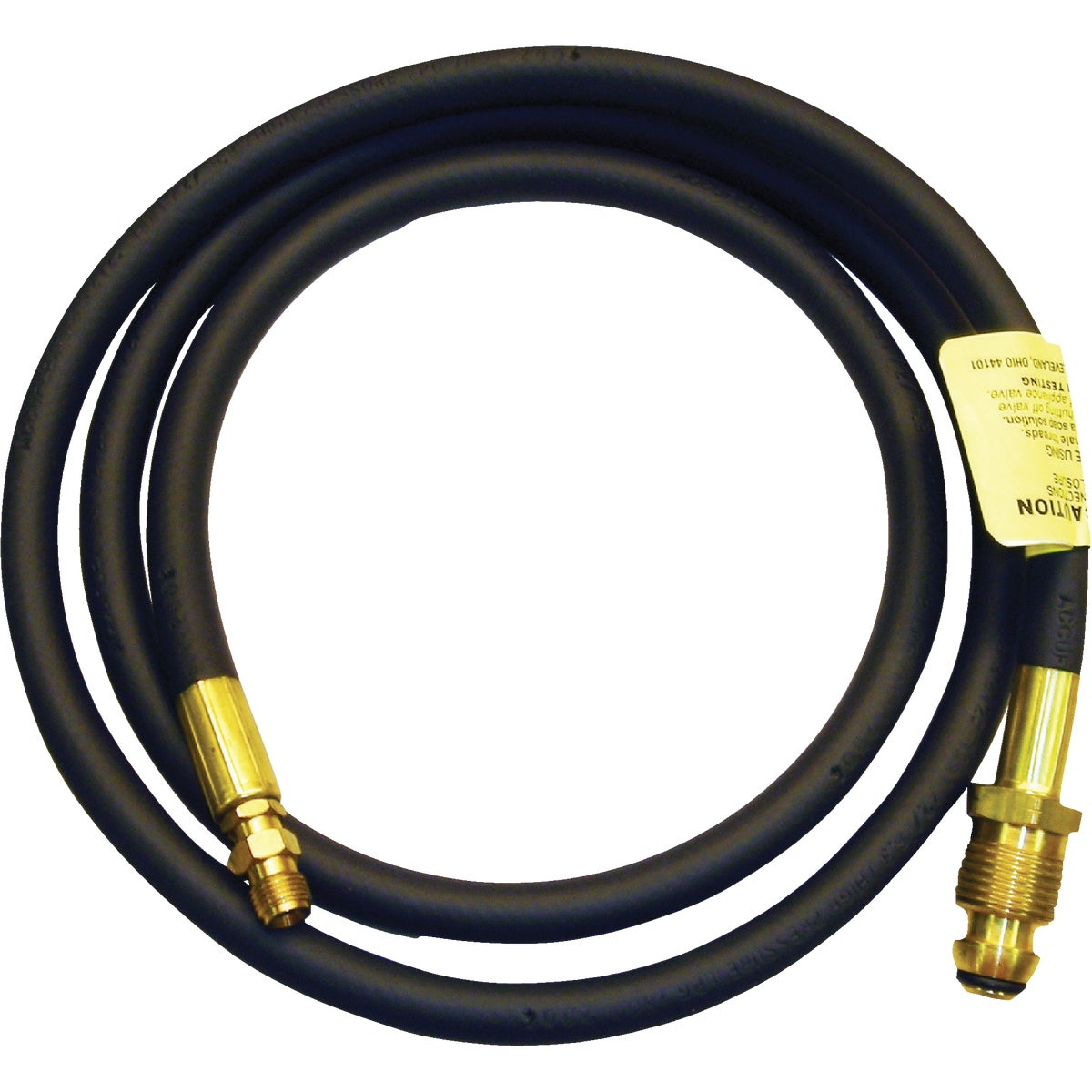 3' PROPANE HOSE ASSEMBLY