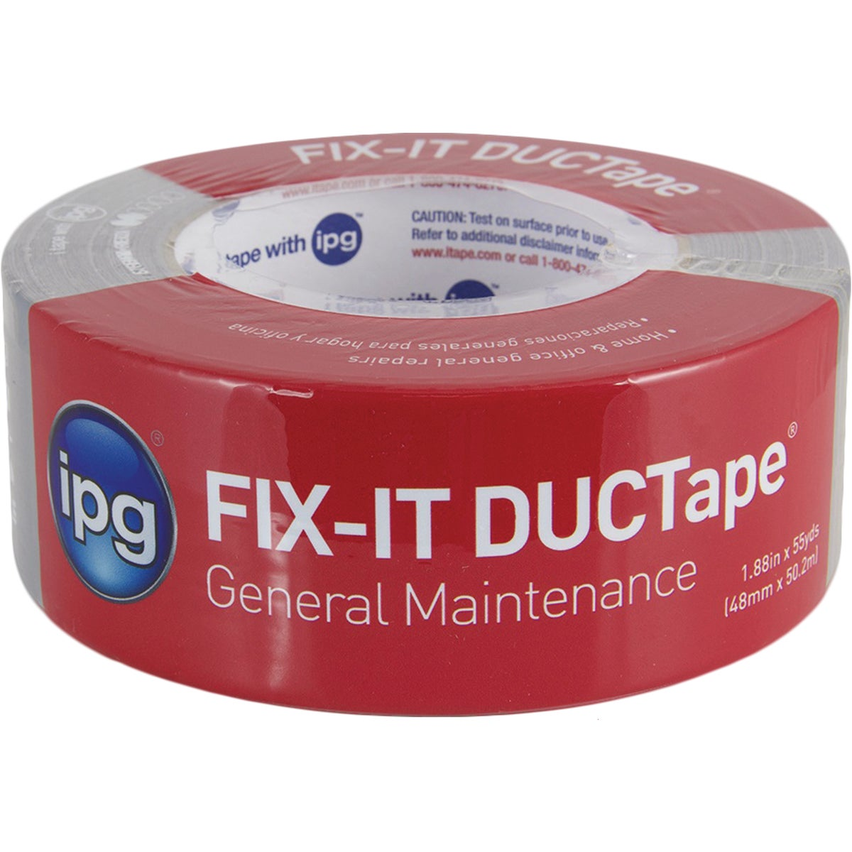 1.87X55YD SLVR DUCT TAPE - 6900 by Intertape Polymer