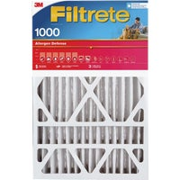 3M Filtrete Allergen Defense Furnace Filter, 9801-2PK-HDW