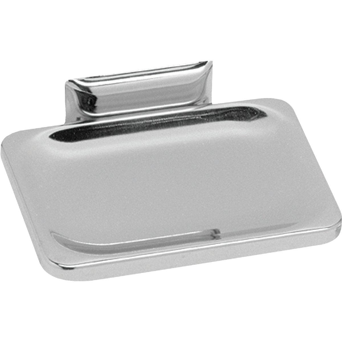 CHR WALL MOUNT SOAP DISH