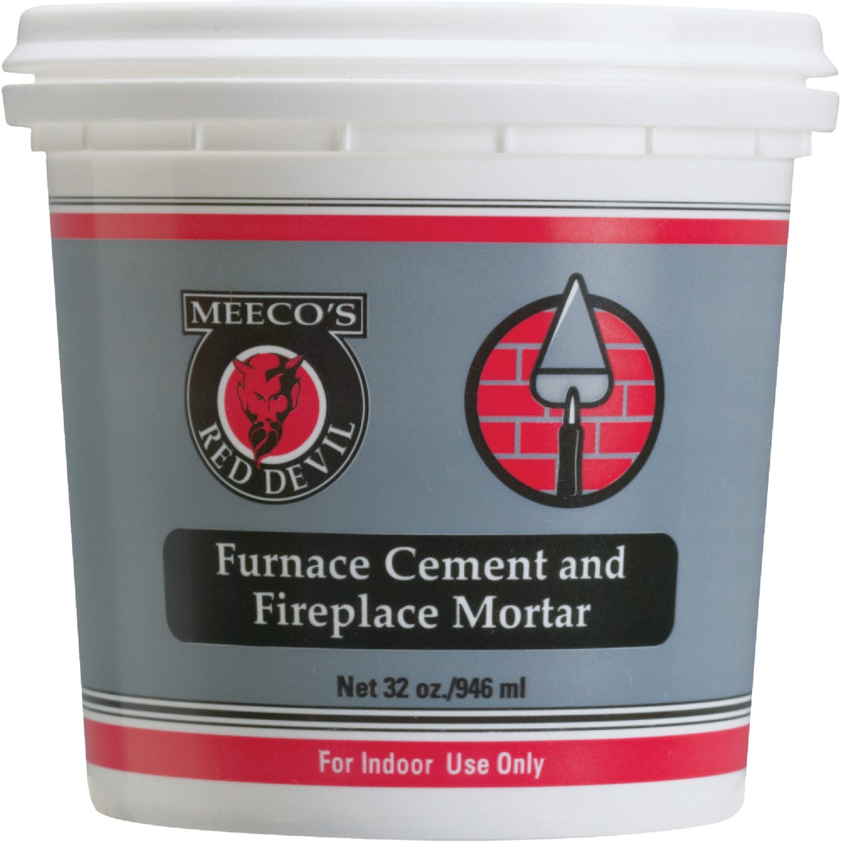 QUART FURNACE CEMENT - 1354 by Meeco Mfg