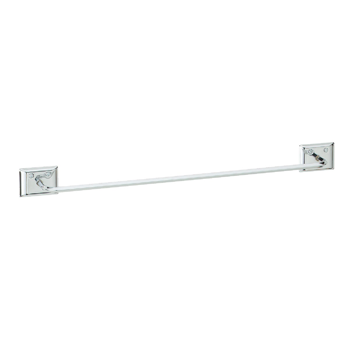 "18"" CHROME TOWEL BAR - 38110 by Decko Bath"