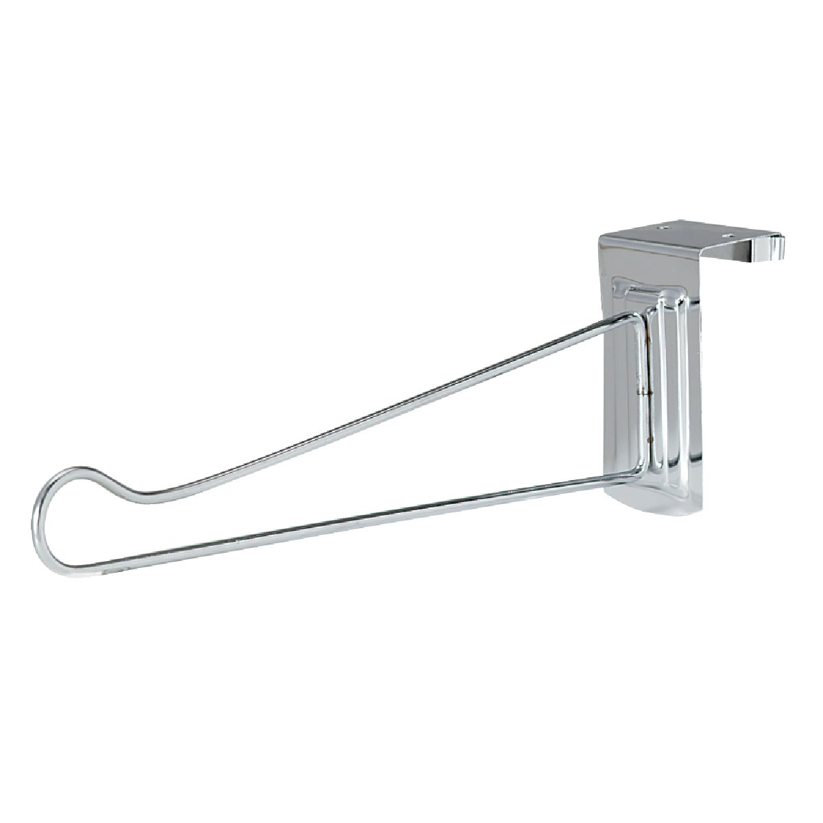 CHROME OVER-DOOR HANGER - 38500 by Decko Bath