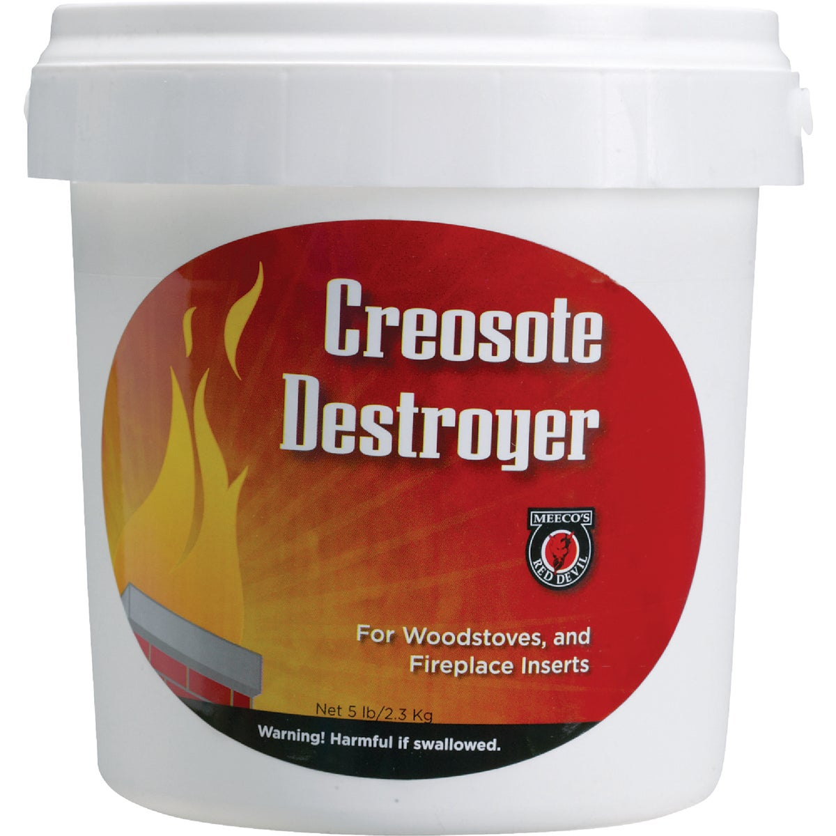 5LB DESTROYER CREOSOTE - 27 by Meeco Mfg