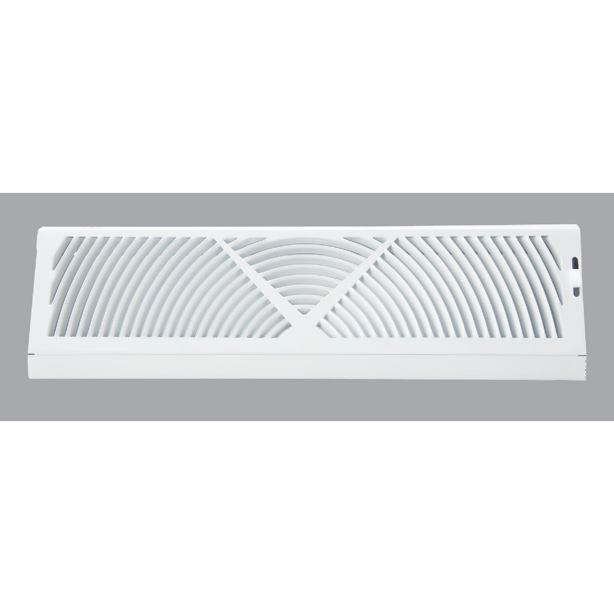 "18""WH BASEBOARD DIFFUSER - 1BB1800WH by Do it Best"