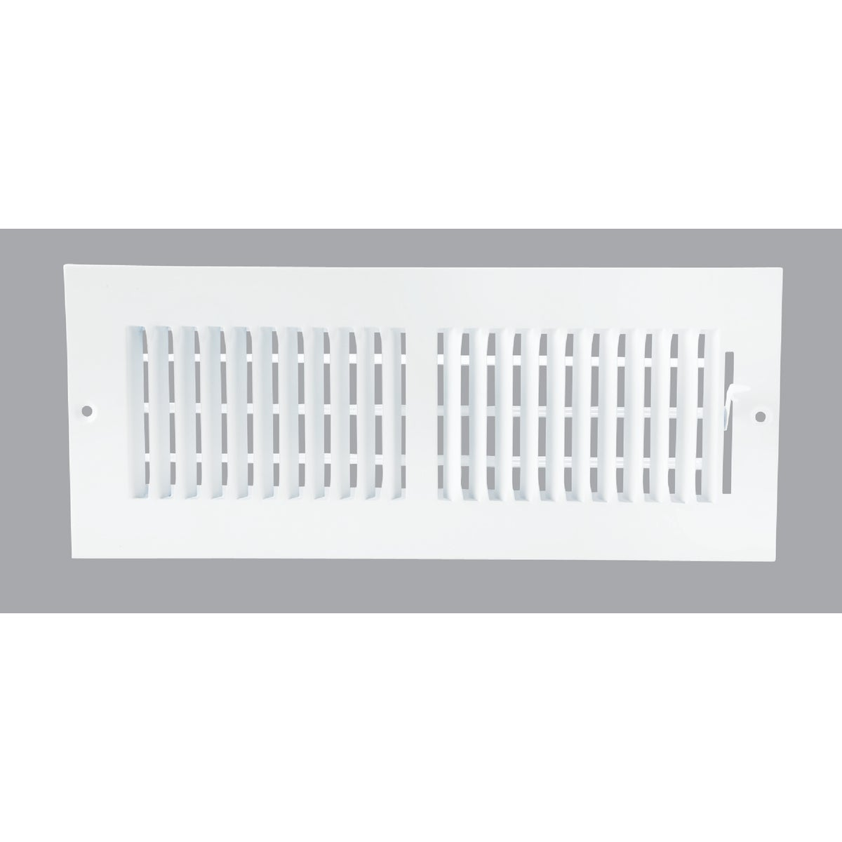 Do it Best Imports 4X12 WHT WALL REGISTER 2SW1204WH-B