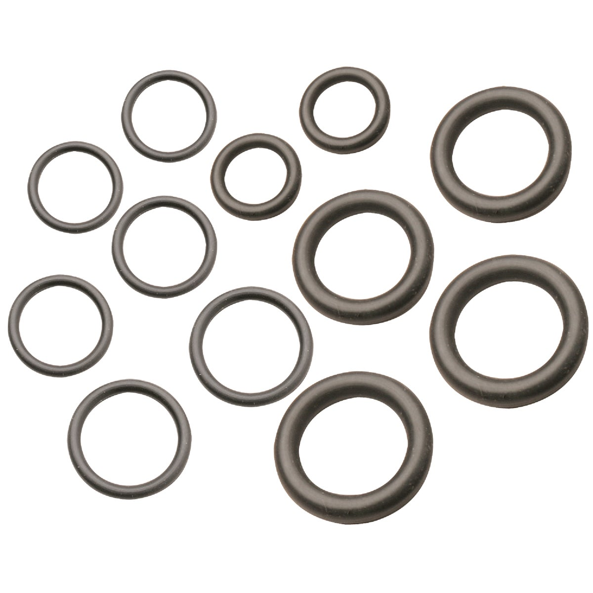 ASSORTED LARGE O-RINGS