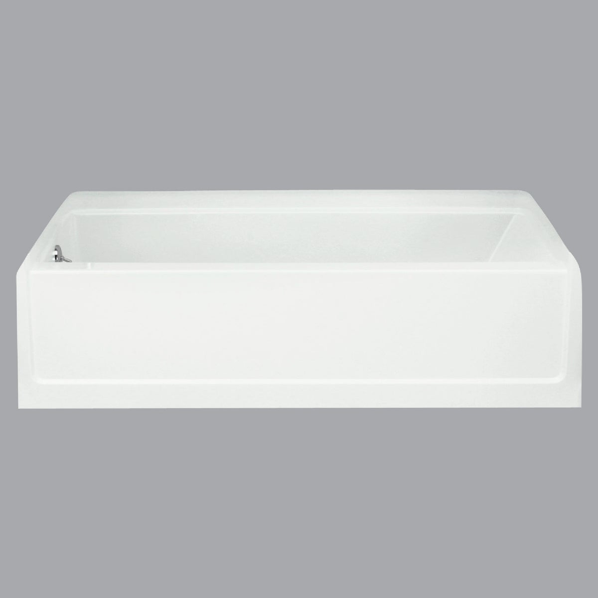 WHITE ADVANTAGE LH TUB - 61031110-0 by Sterling Pbg/vikrell