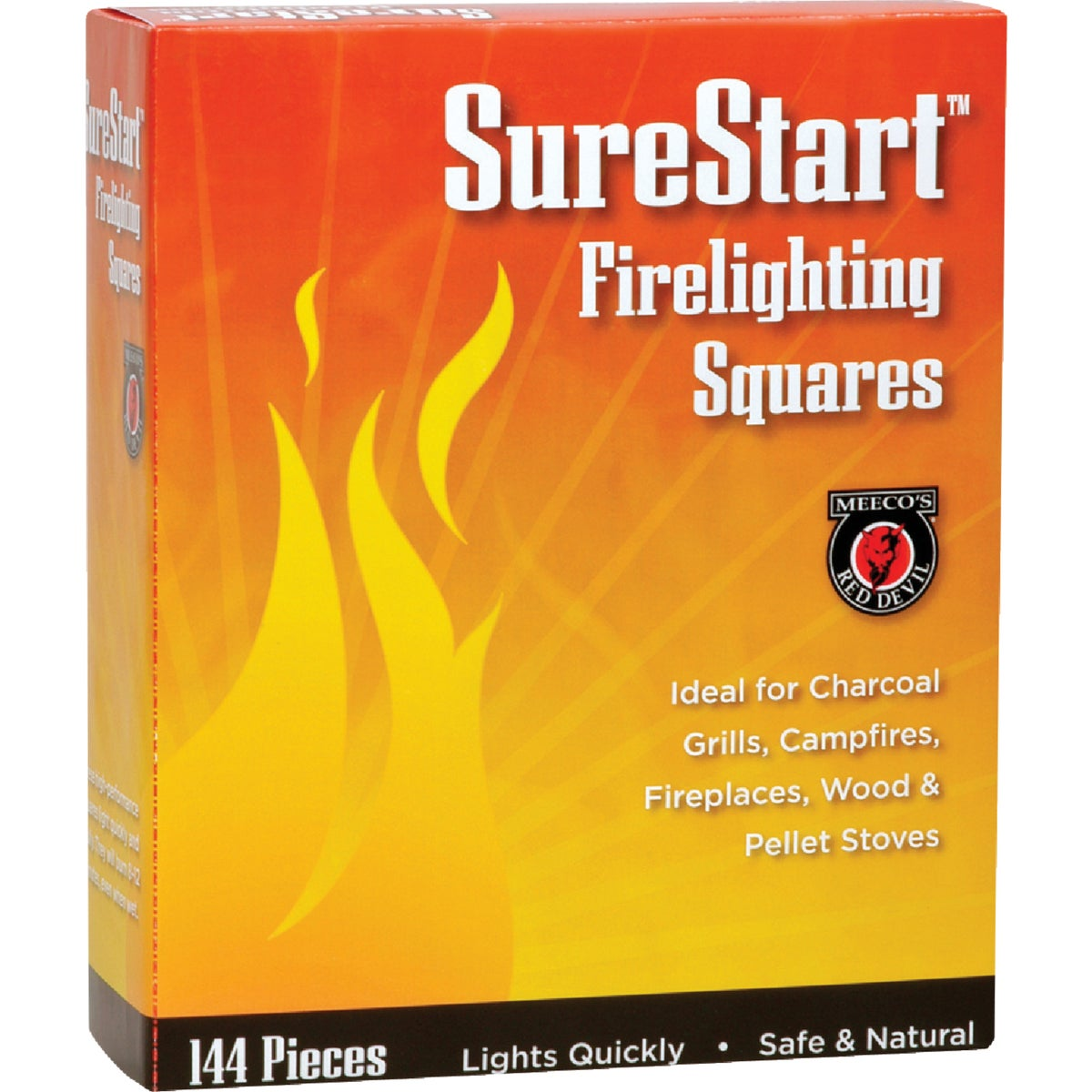 144PK BOX FIRE STARTER