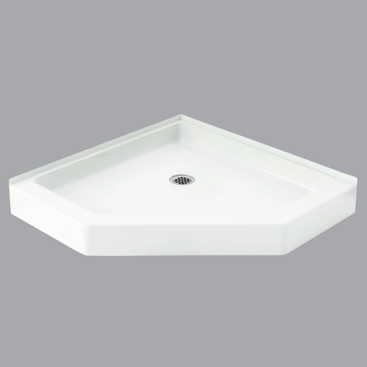 "38"" WHT NEO CORNER BASE - 72041100-0 by Sterling Pbg/vikrell"