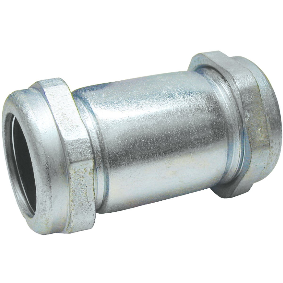 1-1/4X4-1/2GALV COUPLING