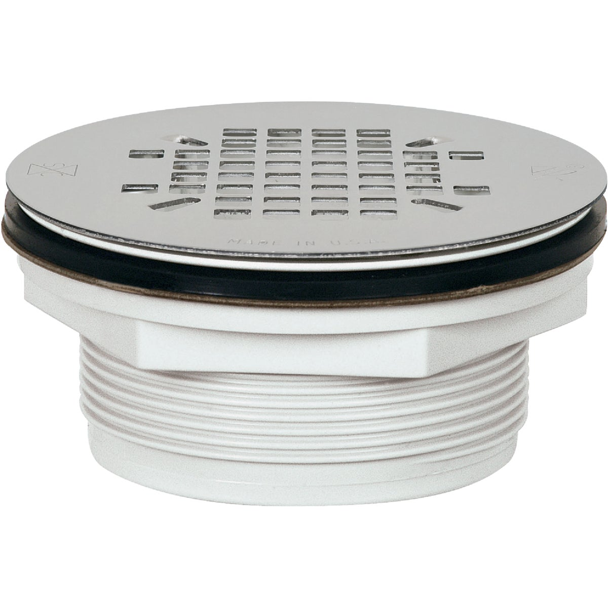 "2"" PVC SHOWER DRAIN - 828-2PK by Sioux Chief Mfg"