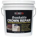 Chimney RX Brushable Crown Repair Elastomeric Sealant