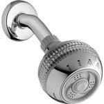 Waterpik PowerSpray+ 4-Spray 2.0 GPM Fixed Showerhead