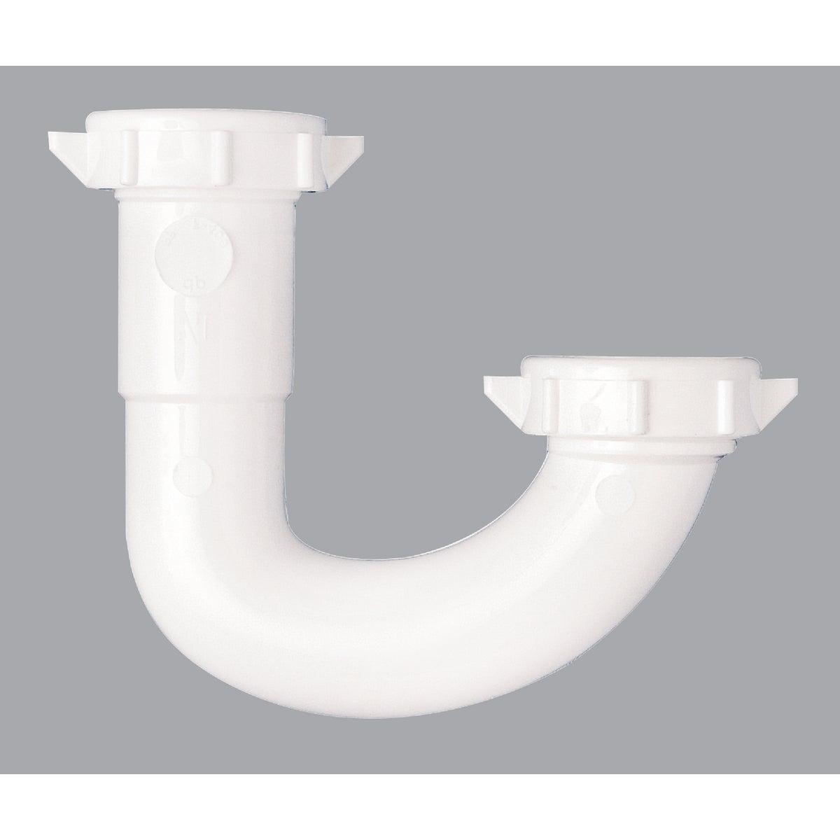 Plumb Pak/Keeney Mfg. 1-1/2 WHT PLASTIC J-BEND 403799